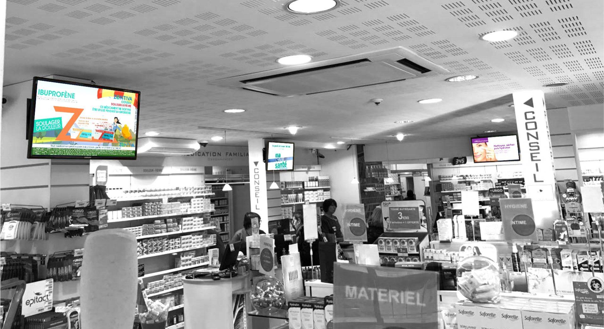 Zentiva magasin